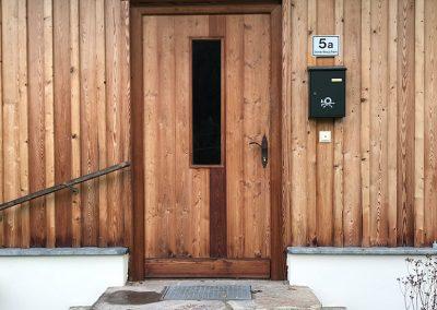 Egonhaus Eingang