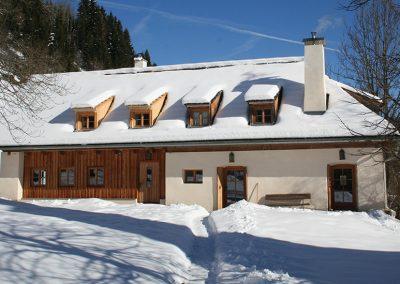 Resi Haus Winter