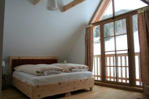 mittleres Schlafzimmer